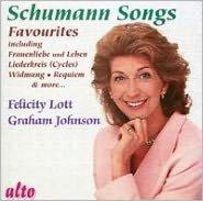 Schumann: Favourite Songs