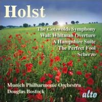 Holst: Cotswolds Symphony; Walt Whitman Overture; A Hampshire Suite