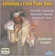 Anthology of Czech Piano Music