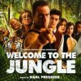 CD Cover Image. Title: Welcome To The Jungle , Artist: Karl Preusser