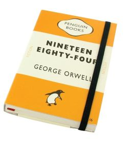 Penguin Notebook Small 1984