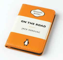 Penguin Card Holder On the Road