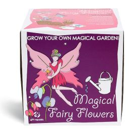 SOW & GROW Magical Fairy Flowers Growing Kit