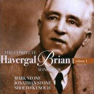 The Complete Havergal Brian Songbook, Vol. 1