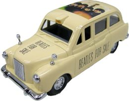The Beatles Famous Covers 1:36 Scale Diecast Taxi: Beatles for Sale Album