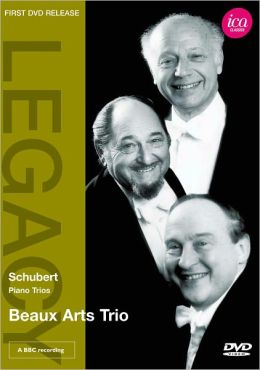Beaux Arts Trio: Schubert - Piano Trios