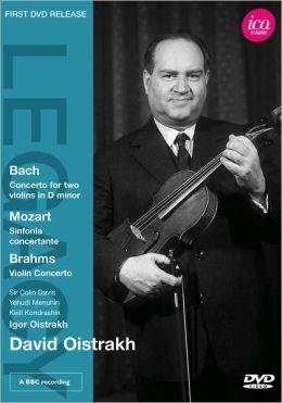 David Oistrakh: Mozart/Brahms