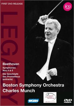 Boston Symphony Orchestra/Charles Munch: Beethoven