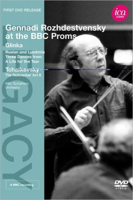 Gennadi Rozhdestvensky at the Proms: Glinka/Tchaikovsky