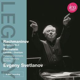 Rachmaninov: Symphony No. 2; Bernstein: Candide Overture