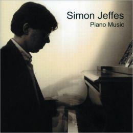 Simon Jeffes: Piano Music