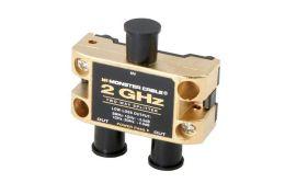 MONSTER CABLE TGHZ-3RF MKII 2 GHZ RF SPLITTER 3-WAY