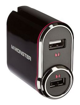 Monster Outlets to Go - USB Power Pack