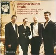 Haydn: String Quartet in D minor Op. 9; String Quartet in C Op. 50; String Quartet in G Op. 76