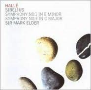 Sibelius: Symphonies Nos. 1 & 3