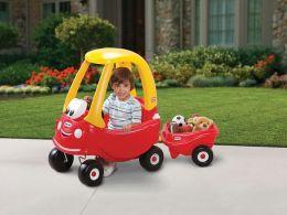 Little Tikes Cozy Coupe® 30th Anniversary with Cozy Trailer
