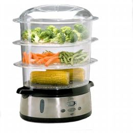 Deni® 7600 Stainless Steel Food Steamer