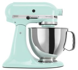 KitchenAid® KSM150PSIC Artisan® Series 5-Quart Tilt-Head Stand Mixer, Ice