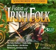 A Feast of Irish Folk [Harp]