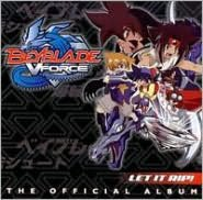 Beyblade Vforce: Let It Rip