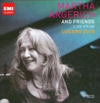 Martha Argerich and Friends: Live from Lugano 2010