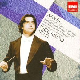 Ravel: Daphnis et Chloé Suite No. 2; Rapsodie espagnole; Boléro; Une barque sur l'océan