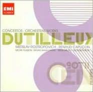 Dutilleux: Concertos; Orchestral Works