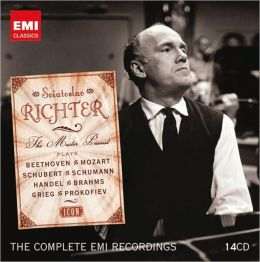 Sviatoslav Richter: The Master Pianist [The Complete EMI Recordings] [Box Set]