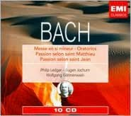 Bach: Mass, Oratorios and Passions