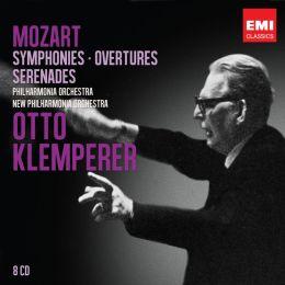 Mozart: Symphonies; Overtures; Serenades