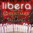 CD Cover Image. Title: Angels Sing: Christmas in Ireland, Artist: Libera