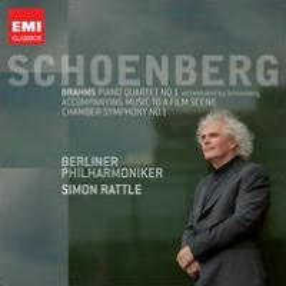 Brahms: Piano Quartet No. 1; Schoenberg: Accompanying Music to a Film Scene; Chamber Symphony No. 1
