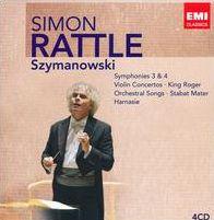 Karol Szymanowski: Symphonies Nos. 3 & 4; Violin Concertos; King Roger; Orchestral Songs; Stabat Mater; Harnasie
