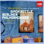 Mussorgsky: Pictures at an Exhibition / Borodin: Symphony No. 2, Polovtsian Dances