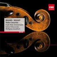 Mozart: Violin Concerto No. 3; Brahms: Violin Concerto