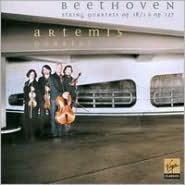 Beethoven: String Quartets Op. 18/1 & Op. 127