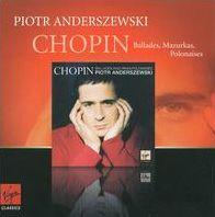 Chopin: Ballades, Mazurkas, Polonaises