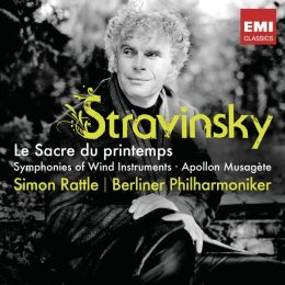 Stravinsky: Le Sacre du printemps; Symphonies of Wind Instruments; Apollon musagète