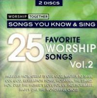 25 Favorite Worship Songs Vol. 2