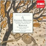 Vaughan Williams: On Wenlock EdgeTen Blake Songs; Four Hymns; Merciless Beauty; Warlock: The Curfew; Capriol Suite