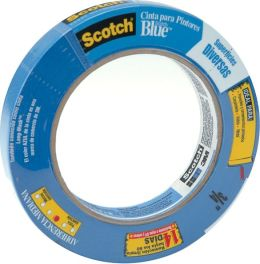 Scotch Safe-Release Masking Painters Tape-.75
