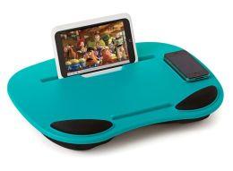 Smart Media Lap Desk in Blue