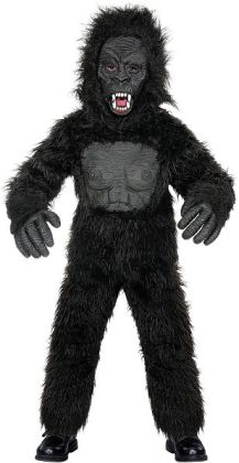 Mighty Gorilla Child Costume: Medium (8-10)