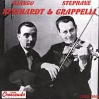 Django Reinhardt and Stephane Grappelli