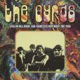 CD Cover Image. Title: Avalon Ballroom, San Francisco, November 2, 1968, Artist: The Byrds