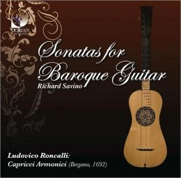 Sonatas for Baroque Guitar