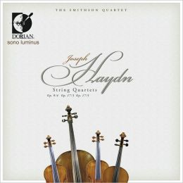 Haydn: Strings Quartets Op. 9/4, Op. 17/3 & Op. 17/5