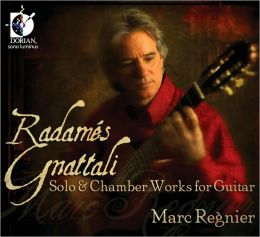 Radamés Gnattali: Solo & Chamber Works for Guitar
