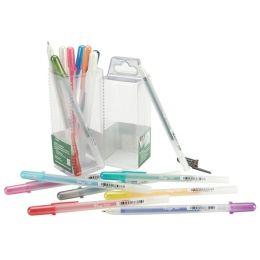 Gelly Roll Glaze Pens 16/Pkg-Assorted Colors