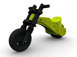 YBIKE Training Bike Green